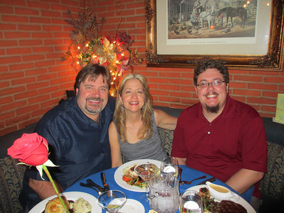 Great company - delicious food - awesome birthday!