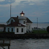 Taken at sunset, the Mukilteo lighthouse, viewed from the upper deck of the ferry going back to Clinton.