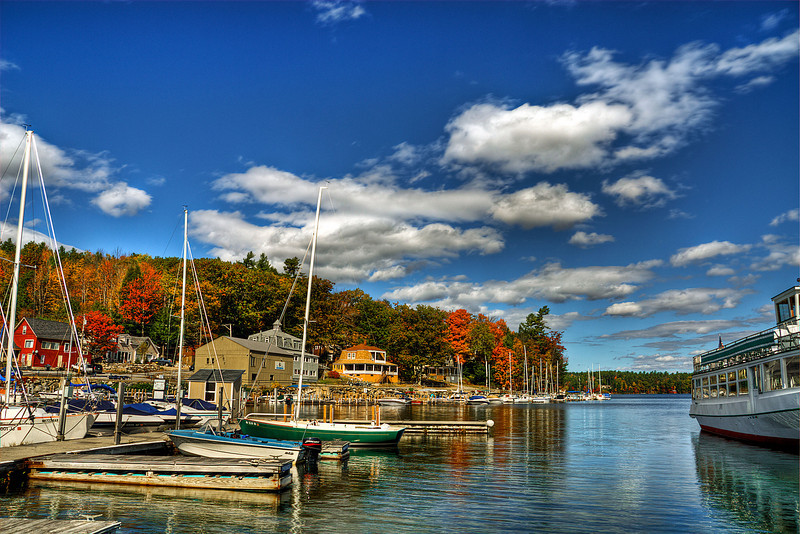 Sunapee, Lake