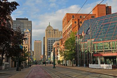 Buffalo main street