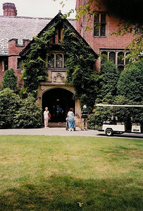 Stan Hywet Hall in Ohio, near Akron