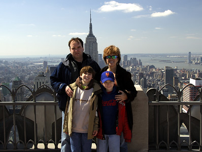 Family at NYC