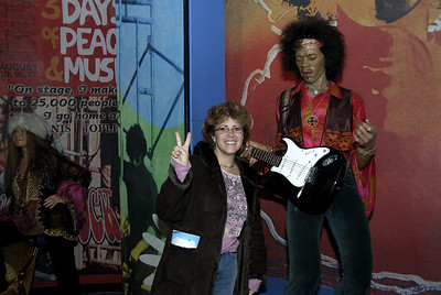 Jody and Jimmy Hendrix
