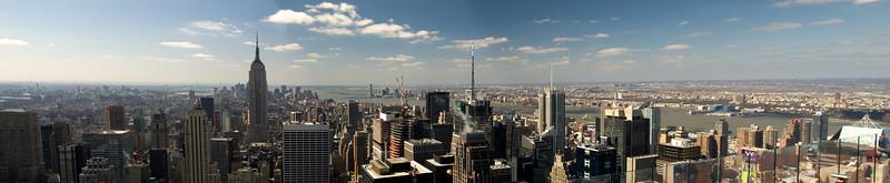 NYC - Manhattan Island View