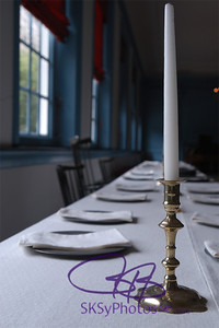 Independent candle, Independence Hall