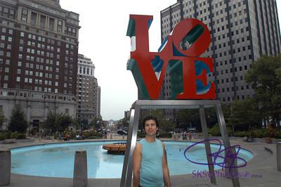 Tony 'LOVE's Philly!