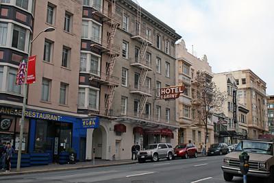 Feb. 18/08 - The Grant Hotel, 753 Bush St. (between Mason & Powell), San Francisco