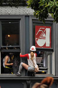Bay to Breakers Race in San Francisco