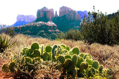 Castle Rock near Sedona