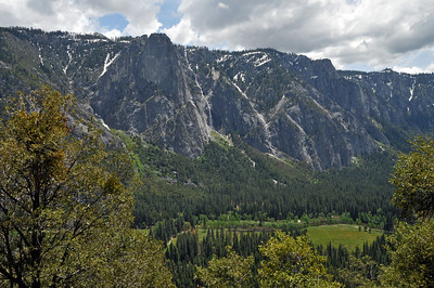 Back down in Yosemite Valley