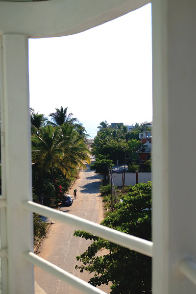 Our apartment in Puerto Escondido. March 2019