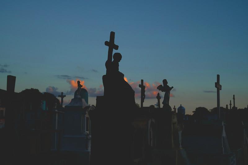 Cementerio General, Mérida. October 2018