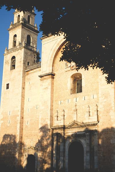 Catedral de Mérida. March 2018