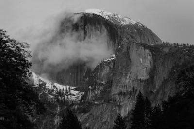 Yosemite BW