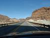 USA 2009 - Rit van Flagstaff naar Las Vegas (via Hoover Dam)