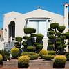 Berkeley has many pretty little houses