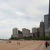 Chicago beach...