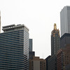 More Chicago towers, e.g. the Carbide & Carbon Building with its golden peak.
