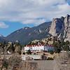 Stanley Hotel (of Stanley Steamer fame), Estes Park CO