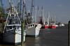 The waterfront, Darien, Georgia