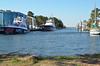 Around the yards, Wanchese, Roanoke Island,NC