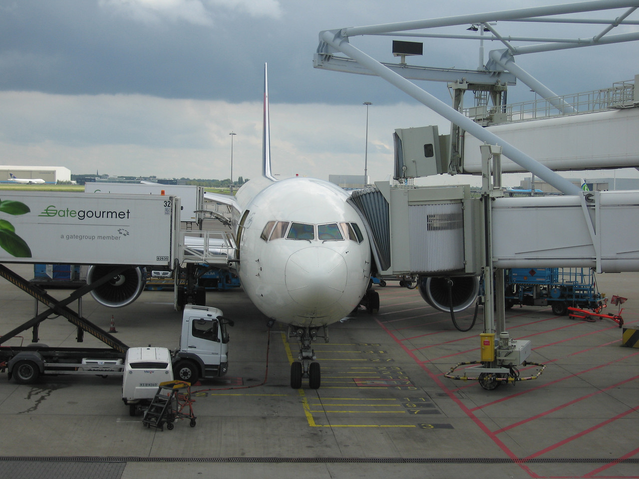 Delta Airlines B767-300ER