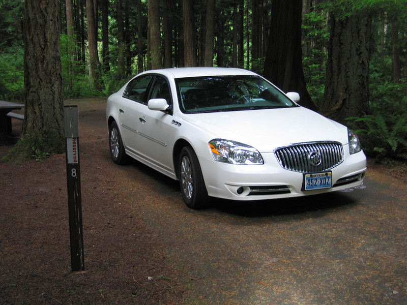 Buick Lucerne CXL E85 flexfuel
