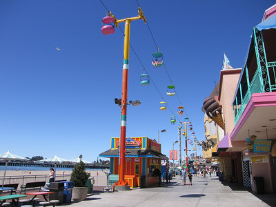 Santa Cruz boardwalk