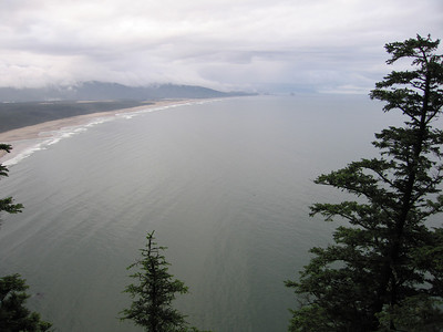 Cape Lookout trail