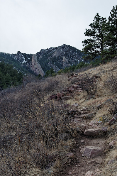 Towhee Trail, South Boulder