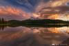 Reflection Lake at sunrise