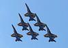 USA 2011 - San Francisco Fleet Week - Airshow<br /> US Navy Blue Angels - F/A-18 Hornet