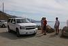 USA 2011 - Rit van Santa Barbara naar Monterey via de Pacific Coast Highway<br /> Onze Chevrolet Suburban