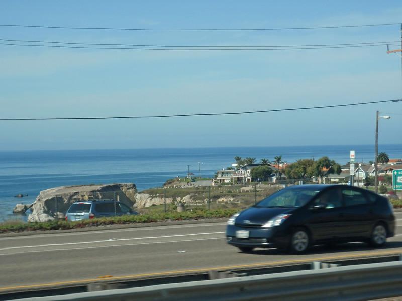 USA 2011 - Rit van Santa Barbara naar Monterey via de Pacific Coast Highway