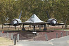 USA 2011 -  Castle Air Museum, Atwater - SR-71 Blackbird