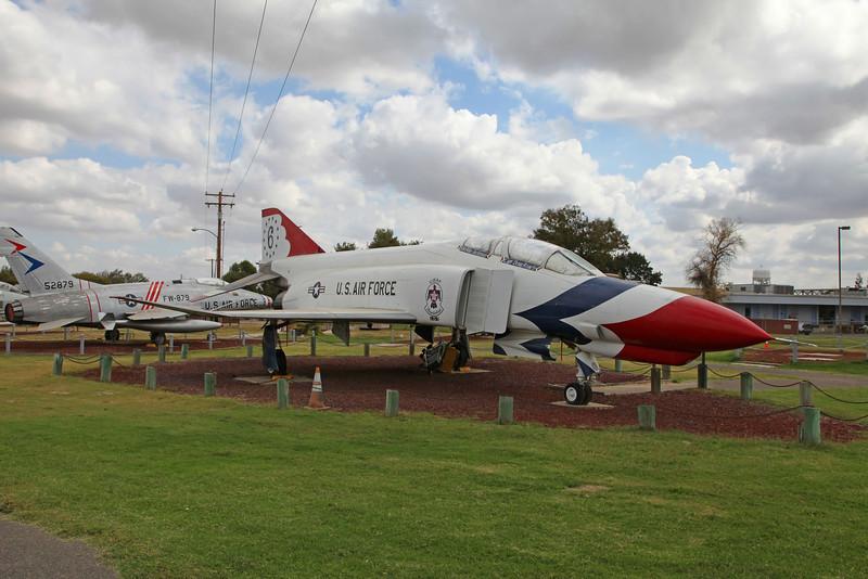 USA 2011 -  Castle Air Museum, Atwater - F-4E Phantom II