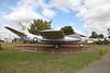 USA 2011 -  Castle Air Museum, Atwater - B-45A Tornado