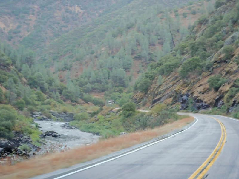 USA 2011 - Rit naar Yosemite National Park
