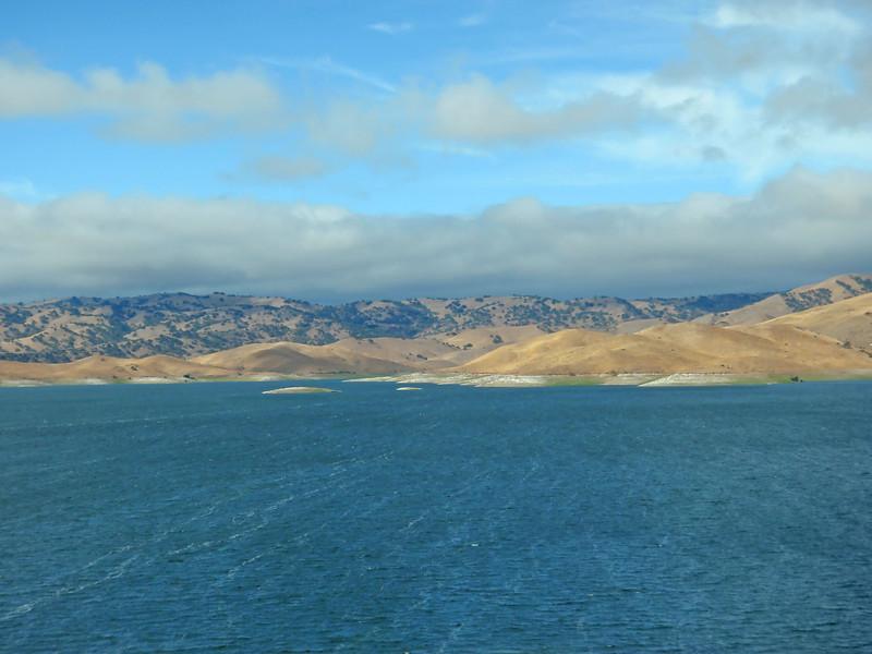 USA 2011 -  Rit van Monterey naar Mariposa