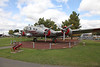 USA 2011 -  Castle Air Museum, Atwater - B-17G Flying Fortress