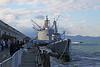 """USA 2011 - San Francisco<br /> Liberty ship """"Jeremiah O'Brien"""" & USS Pampanito"""