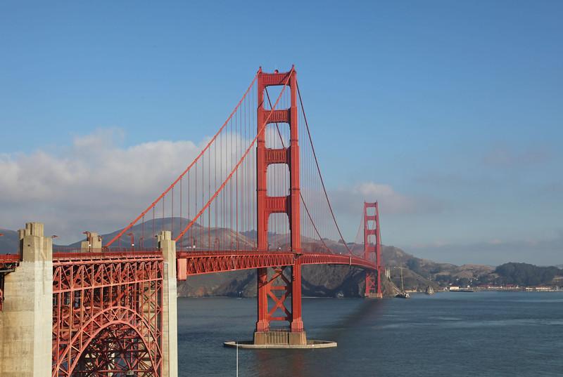 USA 2011 - San Francisco - Golden Gate Bridge