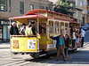 USA 2011 - San Francisco - Cable tram