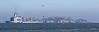 USA 2011 - San Francisco Fleet Week - Ship Parade<br /> Alcatraz - USS Guadalupe