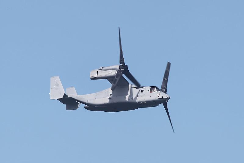 USA 2011 - San Francisco Fleet Week - Airshow<br /> MV-22A Osprey