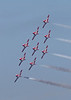 USA 2011 - San Francisco Fleet Week - Airshow<br /> RCAF Snowbirds Jet Team