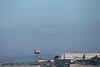 USA 2011 - San Francisco Fleet Week - Airshow<br /> RCAF Snowbirds Jet Team over Alcatraz