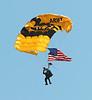 USA 2011 - MCAS Miramar Air Show - US Army Golden Knights Parachute Team