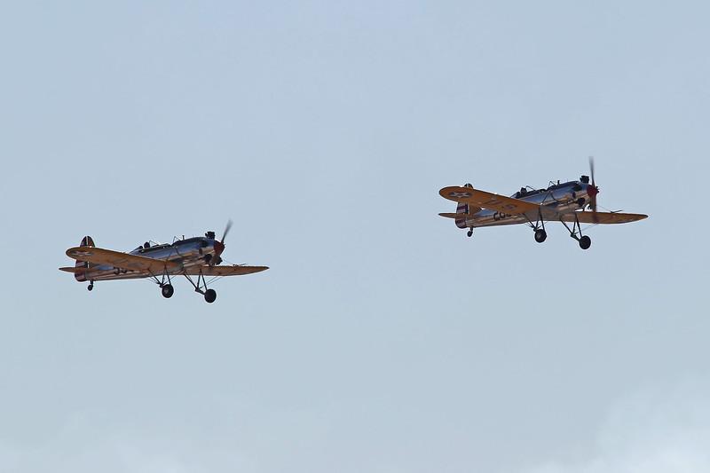 USA 2011 - MCAS Miramar Air Show - Navy Trainers Parade
