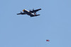 "USA 2011 - MCAS Miramar Air Show - US Navy Blue Angels ""Fat Albert""<br /> In support of US Army Golden Knights Parachute Team"